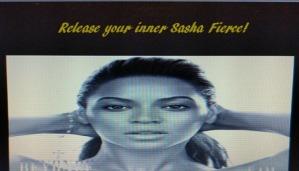 Release Your Sasha Fierce