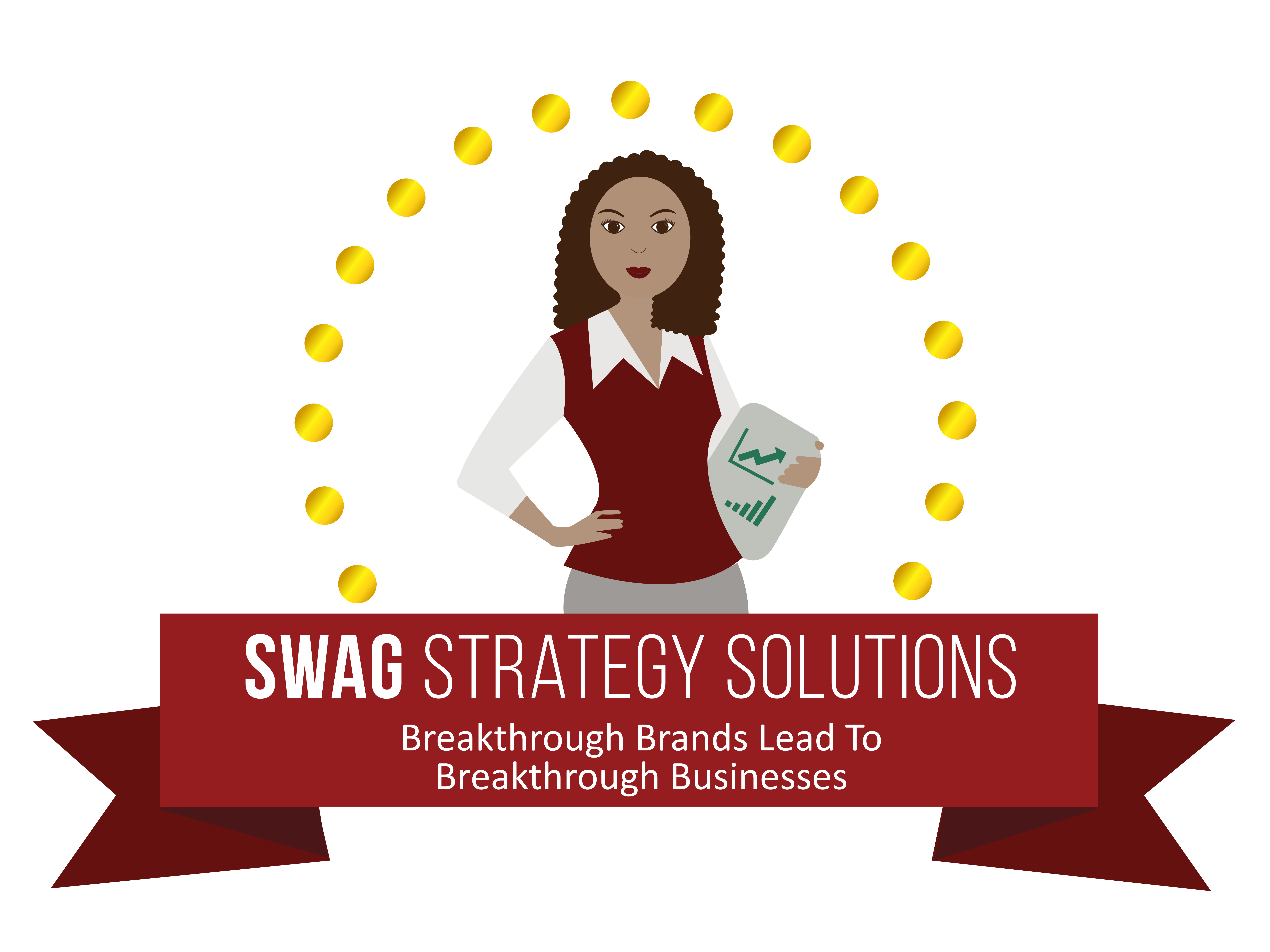 More Effective Brand Strategy, Business and Marketing SWAG